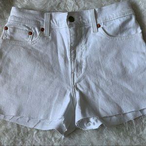 B1G1 Levi's high waisted shorts